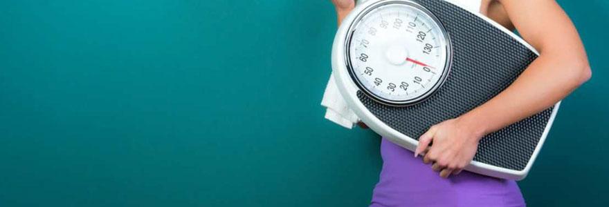Perdre des kilos en trop